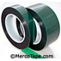 Powder Coat Polyester Tapes Green 400F( 204C)